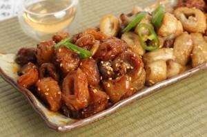 Korean Cuisine Food